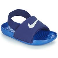 Čevlji  Dečki Natikači Nike NIKE KAWA TD Modra