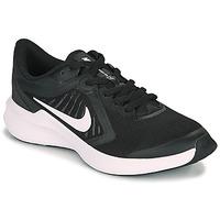 Čevlji  Otroci Šport Nike DOWNSHIFTER 10 GS Črna / Bela