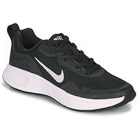 Čevlji  Otroci Šport Nike WEARALLDAY GS Črna / Bela
