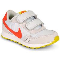Čevlji  Deklice Nizke superge Nike MD VALIANT PS Bež / Rdeča