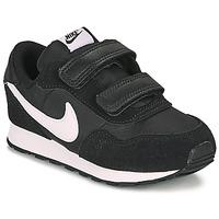 Čevlji  Otroci Nizke superge Nike MD VALIANT TD Črna / Bela