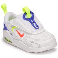 Čevlji  Otroci Nizke superge Nike AIR MAX BOLT TD Bela / Modra