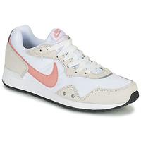 Čevlji  Ženske Nizke superge Nike NIKE VENTURE RUNNER Bela / Rožnata