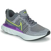 Čevlji  Moški Tek & Trail Nike NIKE REACT INFINITY RUN FLYKNIT 2 Siva