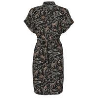 Oblačila Ženske Kratke obleke Vero Moda VMSIMPLY EASY Črna