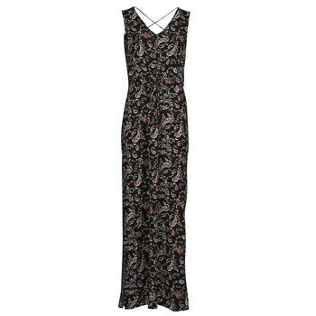 Oblačila Ženske Dolge obleke Vero Moda VMSIMPLY EASY Črna