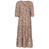Oblačila Ženske Dolge obleke Vero Moda VMLIS Večbarvna