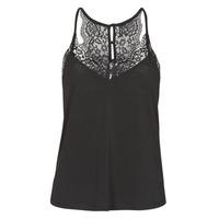 Oblačila Ženske Majice brez rokavov Vero Moda VMANA Črna