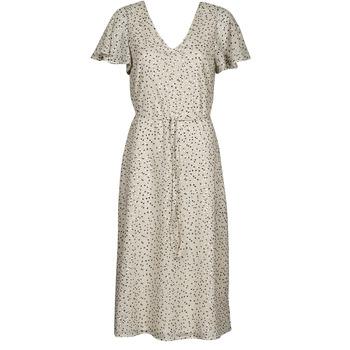 Oblačila Ženske Kratke obleke Vero Moda VMJOT Bež
