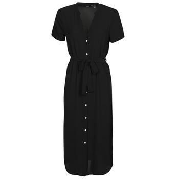 Oblačila Ženske Kratke obleke Vero Moda VMSAGA Črna