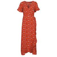 Oblačila Ženske Dolge obleke Vero Moda VMSAGA Rdeča