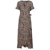 Oblačila Ženske Dolge obleke Vero Moda VMSAGA Bež