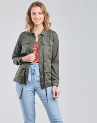 Oblačila Ženske Jakne & Blazerji Vero Moda VMVIVIANA Kaki