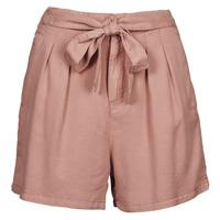 Oblačila Ženske Kratke hlače & Bermuda Vero Moda VMMIA Rožnata