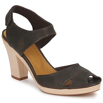 Čevlji  Ženske Sandali & Odprti čevlji Coclico EMA Črna