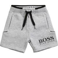Oblačila Dečki Kratke hlače & Bermuda BOSS NOLLA Siva