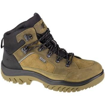 Čevlji  Moški Pohodništvo 4F OBMH254 Rjava