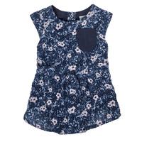 Oblačila Deklice Kombinezoni Ikks XS33010-48 Modra