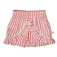 Oblačila Deklice Kratke hlače & Bermuda Ikks XS26000-35 Rdeča