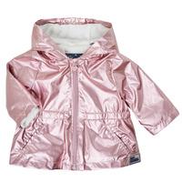 Oblačila Deklice Parke Ikks XS42010-31 Rožnata