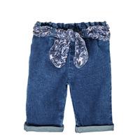 Oblačila Deklice Jeans straight Ikks XS29000-86 Modra