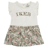 Oblačila Deklice Kratke obleke Ikks XS30120-19 Večbarvna