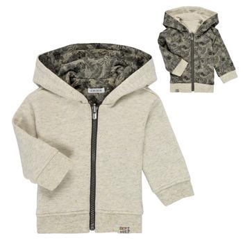 Oblačila Dečki Puloverji Ikks XS17041-15 Bela