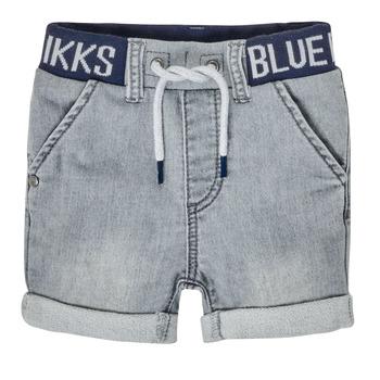 Oblačila Dečki Kratke hlače & Bermuda Ikks XS25011-94 Siva