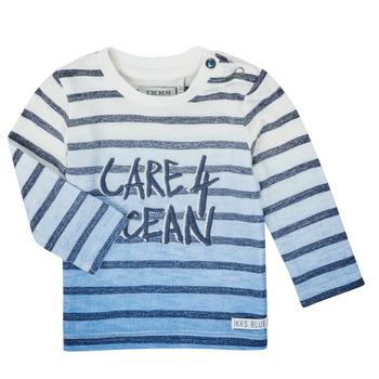 Oblačila Dečki Majice z dolgimi rokavi Ikks XS10001-19 Večbarvna