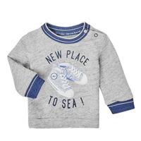 Oblačila Dečki Puloverji Ikks XS15001-24 Siva