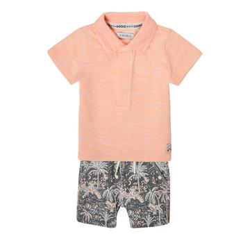Oblačila Dečki Otroški kompleti Ikks XS37001-77 Večbarvna