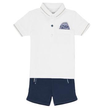 Oblačila Dečki Otroški kompleti Ikks XS37031-48 Večbarvna