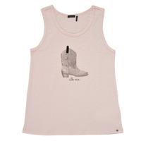 Oblačila Deklice Majice brez rokavov Ikks XS10302-31-C Rožnata