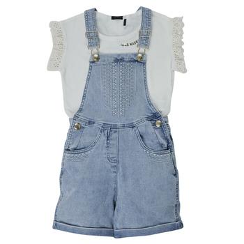 Oblačila Deklice Otroški kompleti Ikks XS37022-84-C Večbarvna