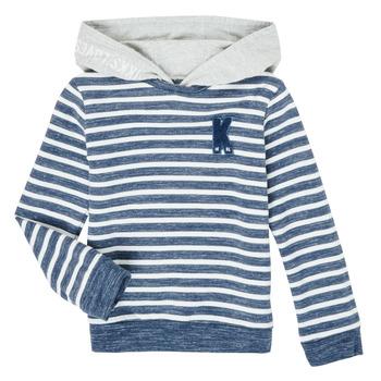 Oblačila Dečki Puloverji Ikks XS15023-48-C Večbarvna