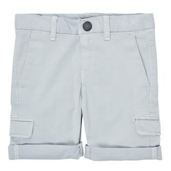 Oblačila Dečki Kratke hlače & Bermuda Ikks XS25023-40-C Modra