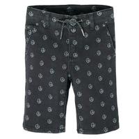 Oblačila Dečki Kratke hlače & Bermuda Ikks XS25063-02-C Črna