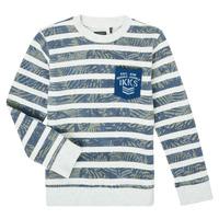 Oblačila Dečki Puloverji Ikks XS15053-22-C Večbarvna