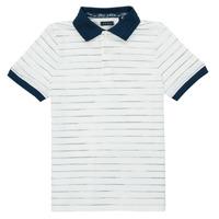 Oblačila Dečki Polo majice kratki rokavi Ikks XS11003-19-C Večbarvna