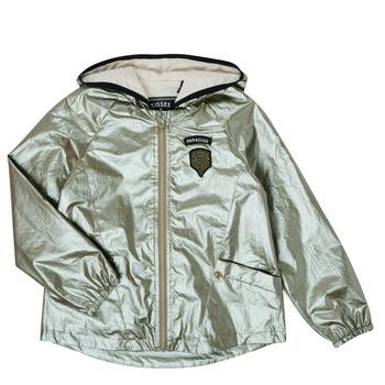Oblačila Deklice Jakne Ikks XS41042-57-C Pozlačena