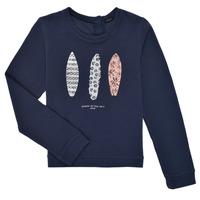 Oblačila Deklice Puloverji Ikks XS15012-48-J Modra