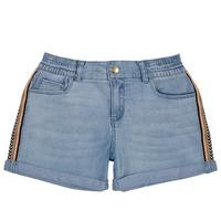Oblačila Deklice Kratke hlače & Bermuda Ikks XS26002-84-J Modra