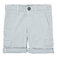 Oblačila Dečki Kratke hlače & Bermuda Ikks XS25023-40-J Modra