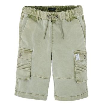Oblačila Dečki Kratke hlače & Bermuda Ikks XS25153-57-J Kaki
