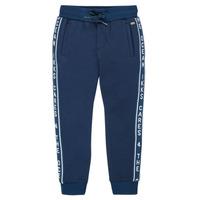 Oblačila Dečki Spodnji deli trenirke  Ikks XS23003-48-J Modra