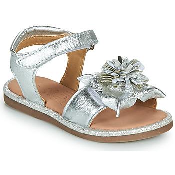 Čevlji  Deklice Sandali & Odprti čevlji Mod'8 PAXILLA Srebrna