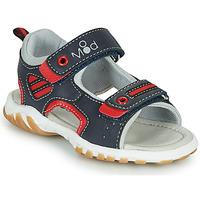 Čevlji  Dečki Sandali & Odprti čevlji Mod'8 TOPPY Rdeča