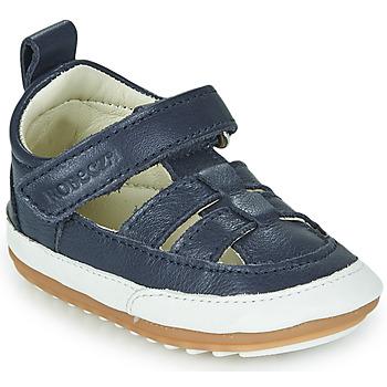 Čevlji  Otroci Sandali & Odprti čevlji Robeez MINIZ Modra