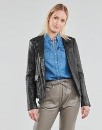 Oblačila Ženske Jakne & Blazerji Oakwood RESET Črna