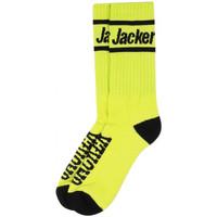 Dodatki  Moški Nogavice Jacker After logo socks Zelena
